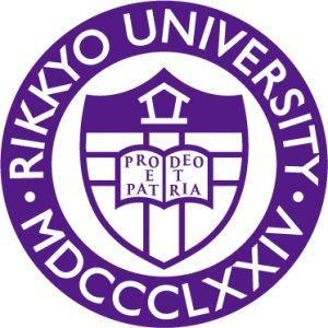 図2 立教大学・楯のマーク