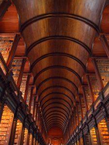 trinity-college-dublin-library